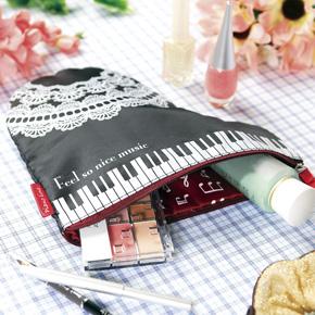 【完売】Piano line 多目的ポーチ