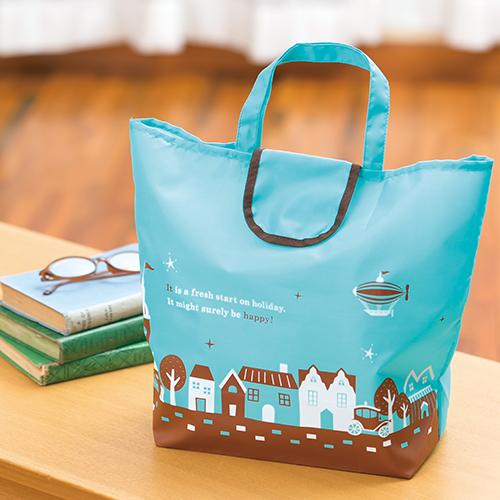 【完売】フェアリータウン 小さくたためるマイバッグ