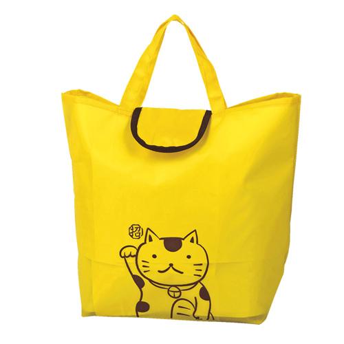 招き猫(黄)