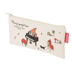 Piano line シンプルペンケース(アラモード)