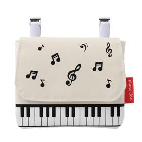 Piano line ポケットポーチ(マーチ)