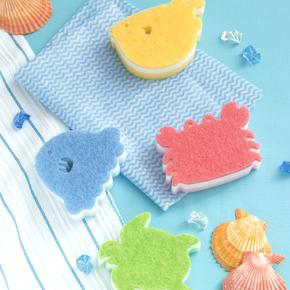 【完売】海の食器洗いセット