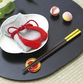 福膳 箸&箸置きセット