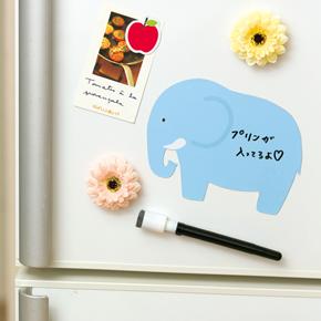 【完売】キュートなアニマル メモマグネットボード