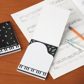Piano line メモ帳(音符)