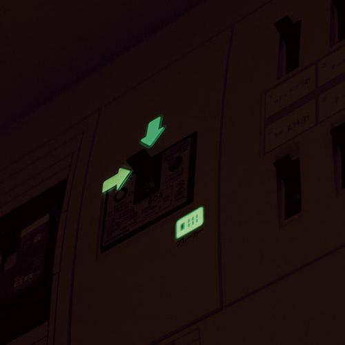 蓄光仕様で暗闇で光ります!