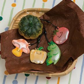 【完売】反射で安心!お野菜リフレクター