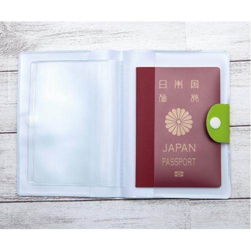 パスポートも入ります