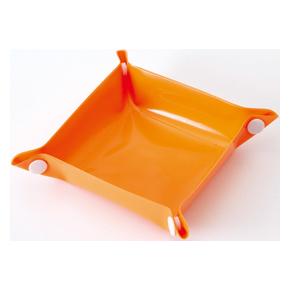 カラモ マルチトレイ オレンジ
