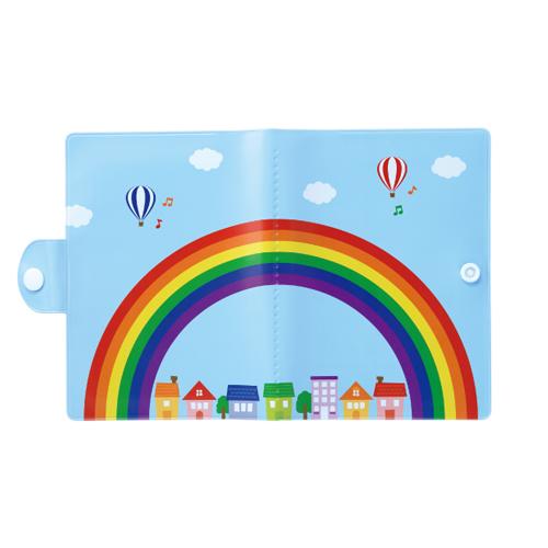 虹がぐるっときれいに!