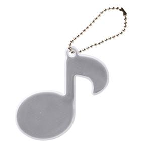 Music line リフレクター(音符)ホワイト
