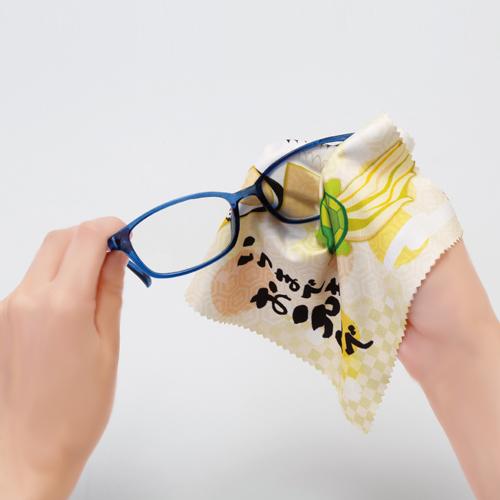 メガネでも使えます♪