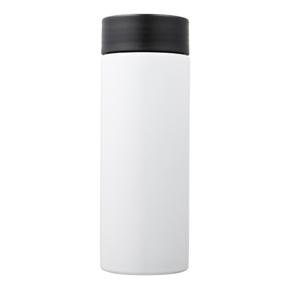 カラモ 真空ステンレスボトル 350ml ホワイト