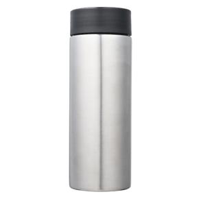 カラモ 真空ステンレスボトル 350ml シルバー