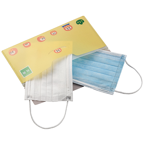 豆福 抗菌マスクケース(マスク1枚付き)