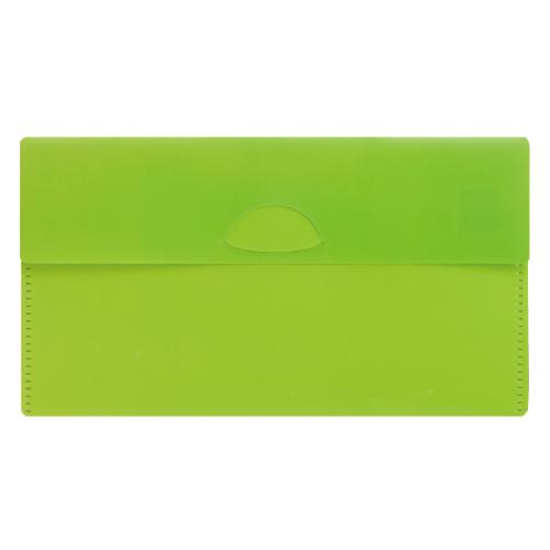 カラモ 抗菌マスクケース(マスク1枚付き)ライトグリーン
