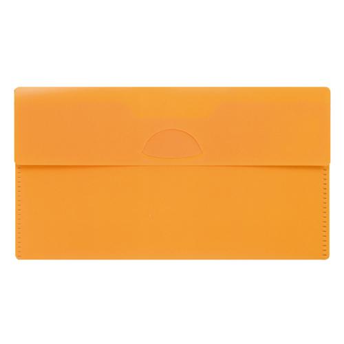 カラモ 抗菌マスクケース(マスク1枚付き)オレンジ