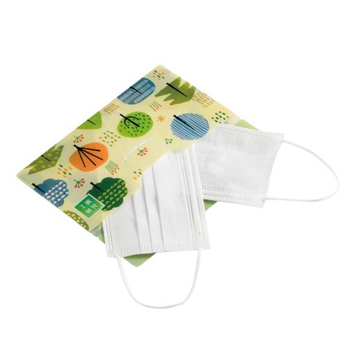 トイト 抗菌マスクケース(マスク1枚付き)