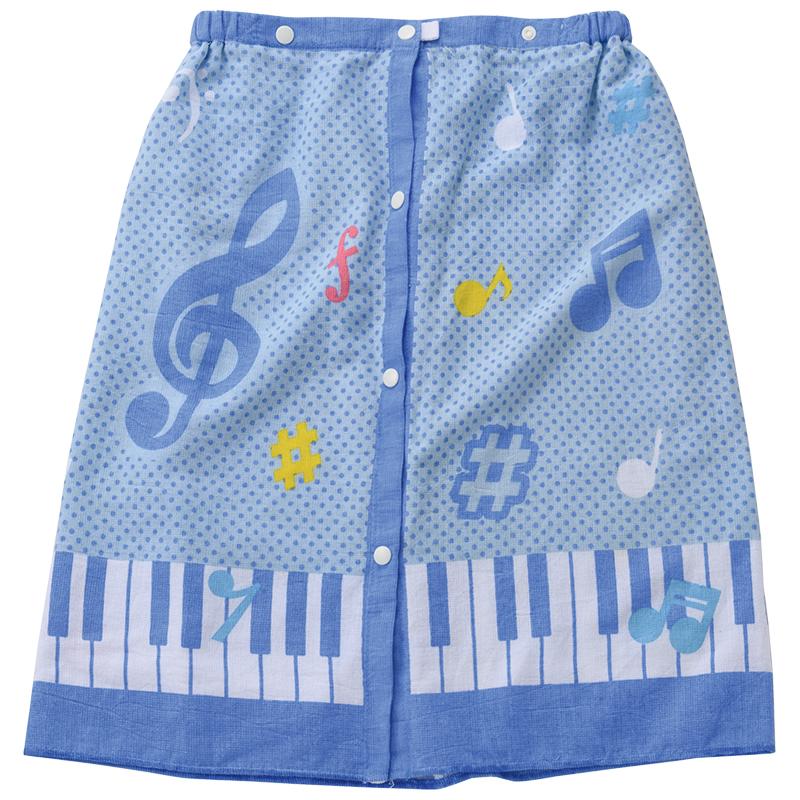 Piano line プールタオル(ラプソディ)