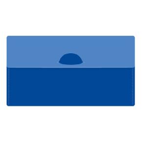カラモ マスクケース(マスク1枚付き) ネイビー