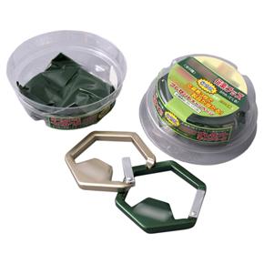 単缶ベタ付け3種(カラビナ)