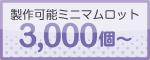 ミニマムロット3000