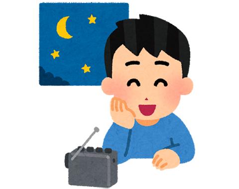 力匠部屋~「深夜ラジオ」