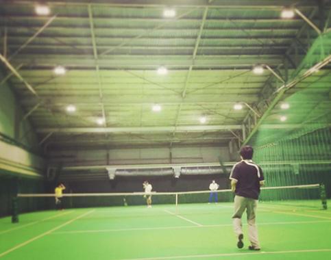力匠部屋~「Tennis player(´-`).。o ♡♡♡」