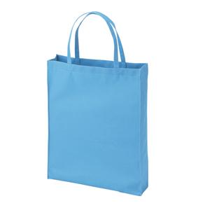 【カラモ】展示会用バッグ・厚手マチあり ライトブルー