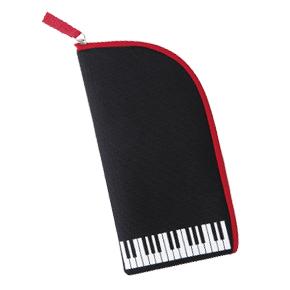 Piano line 縦型ペンケース