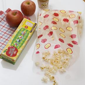 <b>【完売】</b>りんご柄キッチンパック (40枚入)