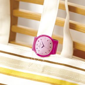 腕時計みたいなパッチンリフレクター