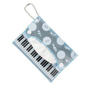Piano line 反射ポケッティケース(ブルー)