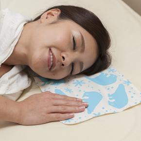 <b>【完売】</b>イロイネン ひんやり気持ちいい枕パッド